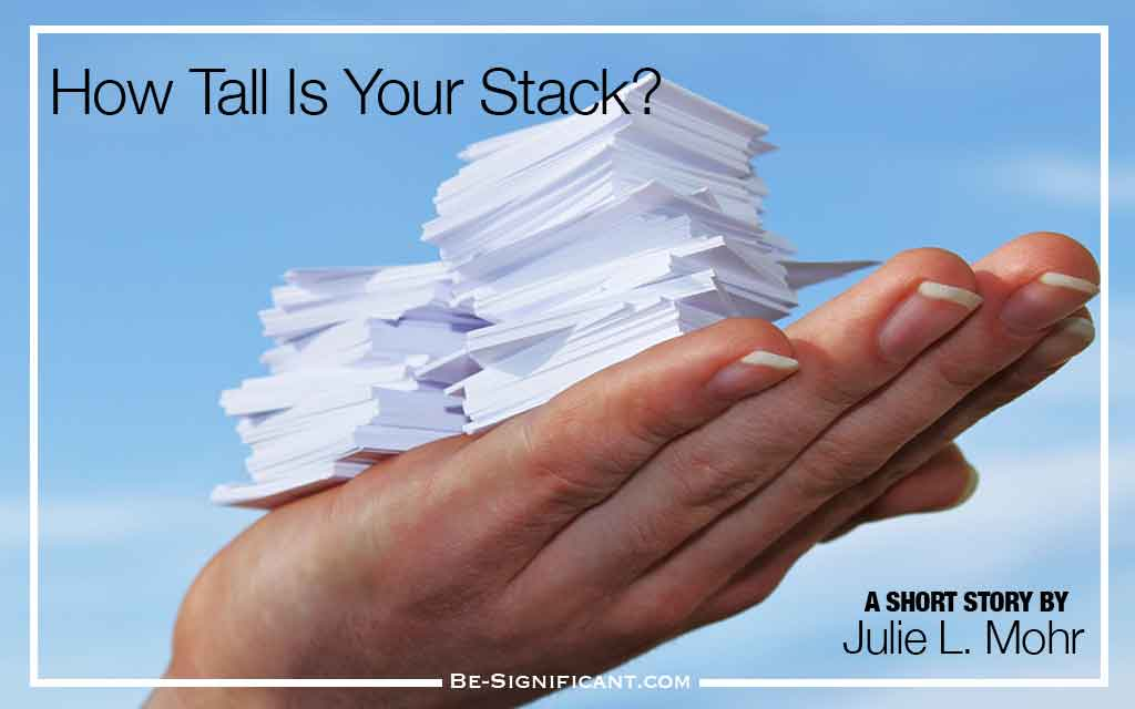 How Tall is Your Stack?