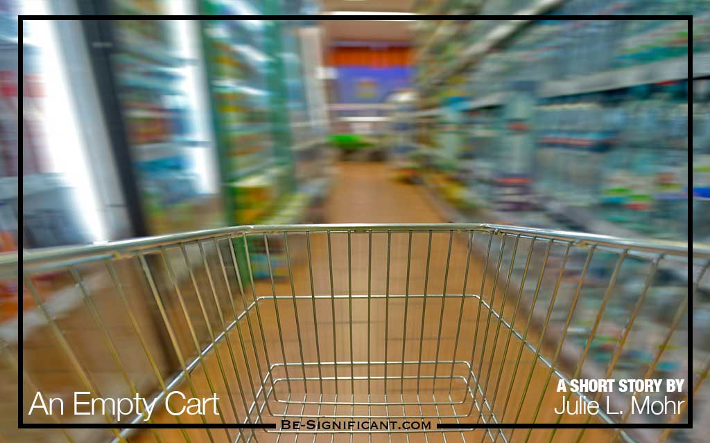 An Empty Cart